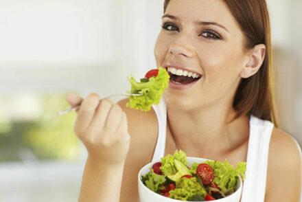 alimentos para a sensação de saciedade