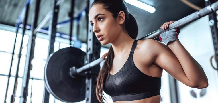 Creatina para força muscular