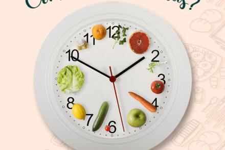 Preciso comer de 3 em 3 horas?